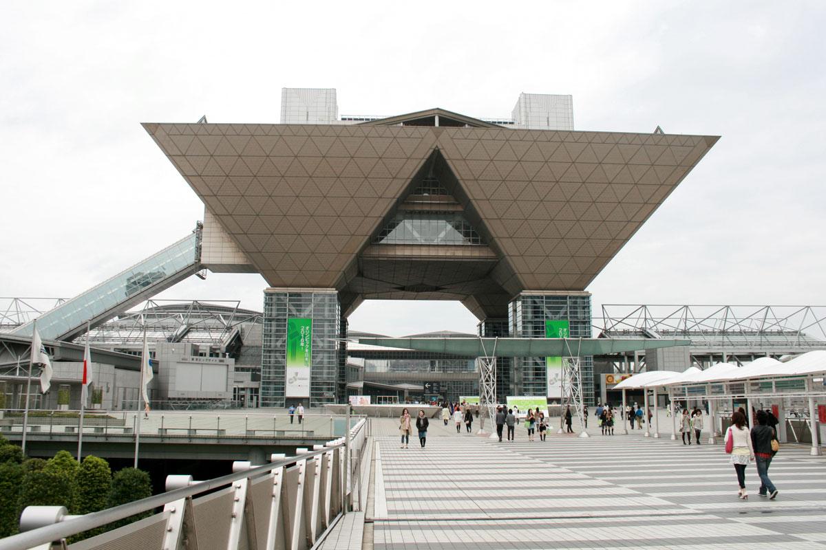 東京 ビッグ サイト ビューティーワールド ジャパン