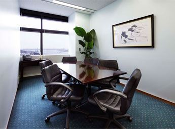Ariake Frontier Building Meeting Room