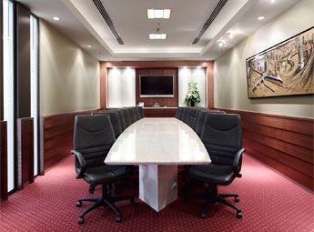 Marunouchi Trust Tower Board Room