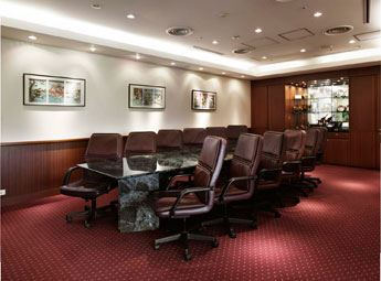 Shinagawa Intercity Tower Tower A Board Room