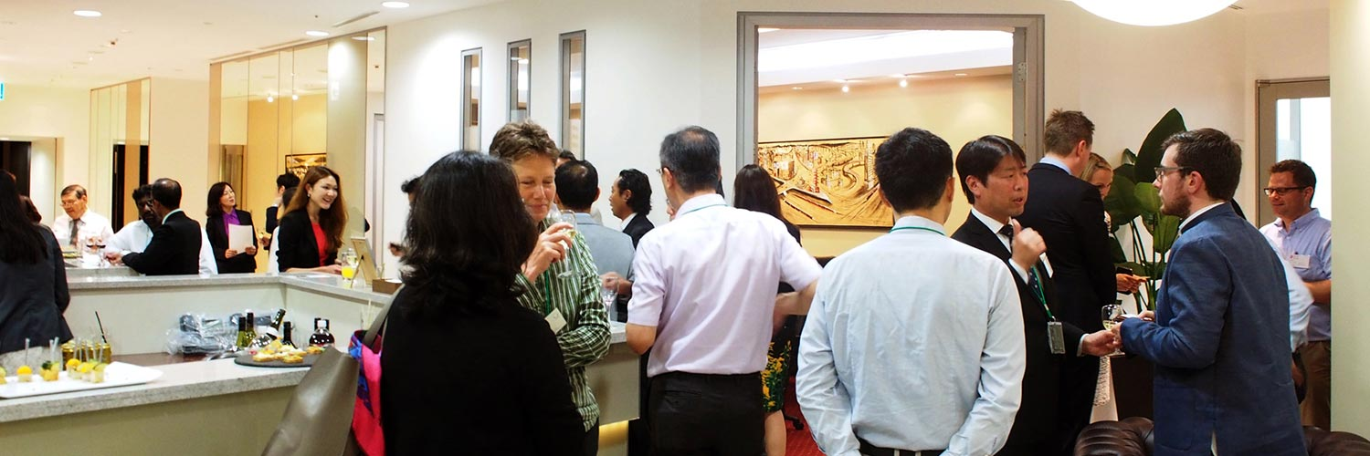 Servcorp Community Networking Event