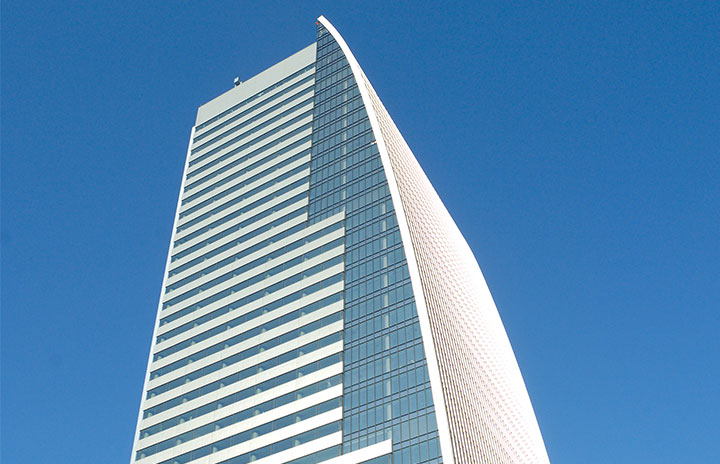 Nagoya Lucent Tower