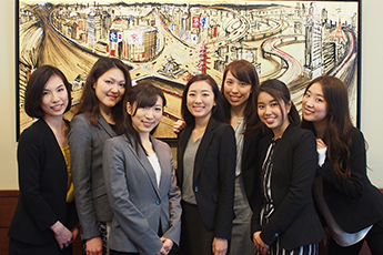 Servcorp support team