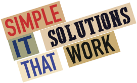 Simple IT solutions that work