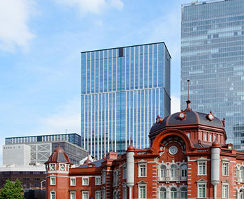 Virtual Office Address Package - Marunouchi Trust Tower