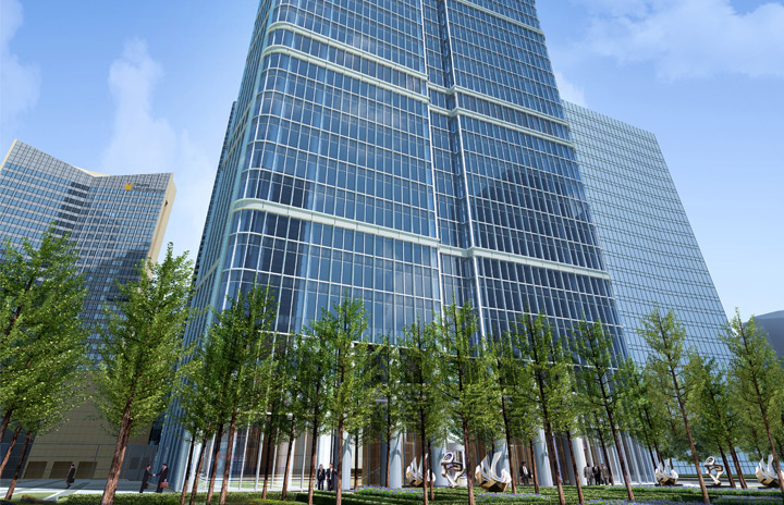 Fortune Financial Center Beijing Feature 1