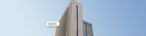 Your address could be at Hibiya Central Building