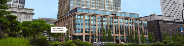 Your address could be at Marunouchi Nijubashi Building