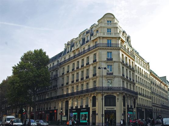Haussmann Paris Gallery 1