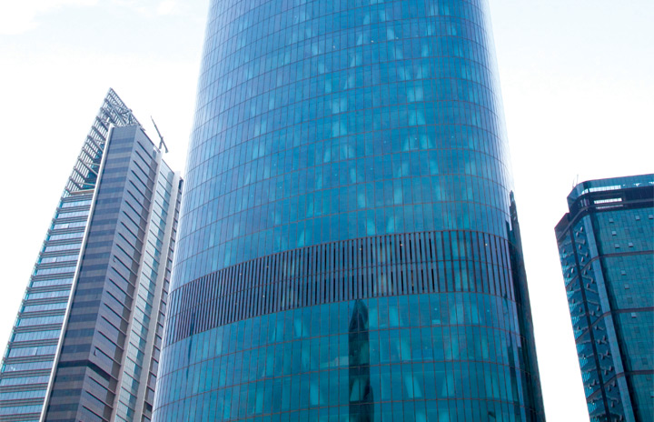 International Business Center Guangzhou Feature 1