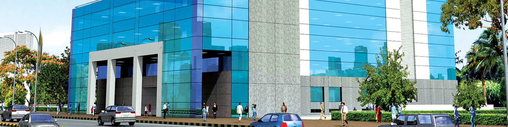 Vibgyor Towers Mumbai Banner 1