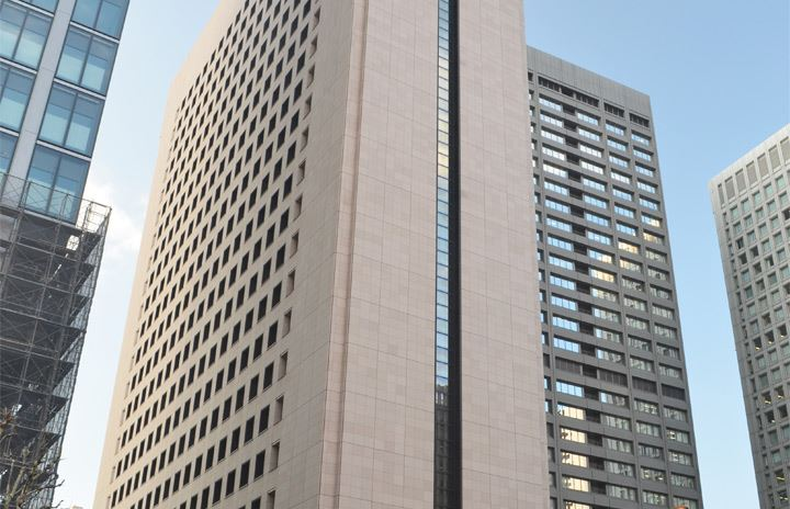 Hibiya Central Building Tokyo Feature 1