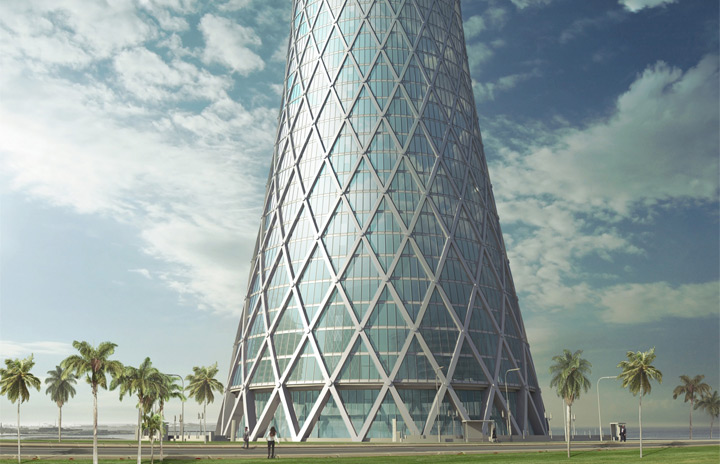 Tornado Tower Doha Feature 1