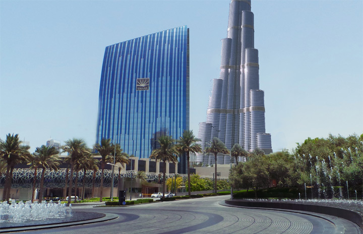 Boulevard Plaza 2 Dubai Feature 1