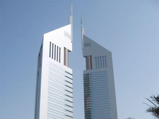 Emirates Tower Dubai Gallery 1