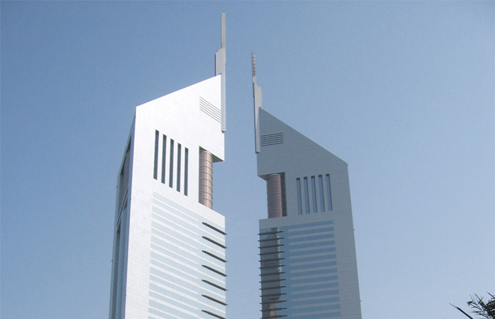 Emirates Tower Dubai Feature 1
