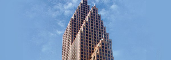 Bank Of America Center Houston Banner
