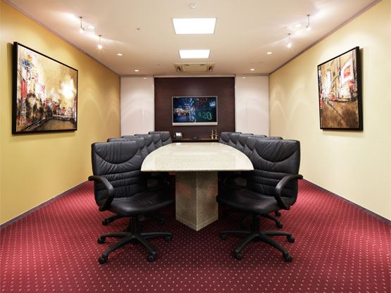 NMF Hakata Ekimae Building Board Room