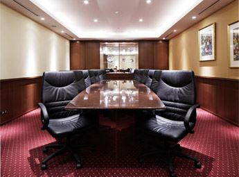 Umeda Hilton Plaza West Office Tower Board Room