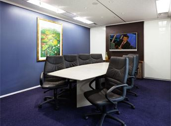 Shinsaibashi Plaza Building Shinkan Board Room