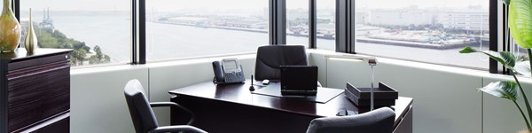 Ariake Frontier Building Office with Spectacular View