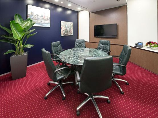 Marunouchi Yusen Building Meeting Room