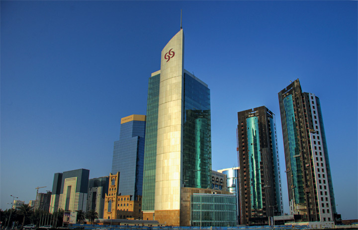 Commercial Bank Plaza Doha Feature 1